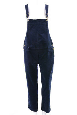 Hatch Maternity The Cord corduroy overall pant NEW $268
