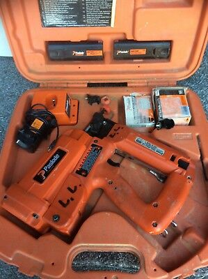 Paslode nail gun 2nd fix IM250 Read Description