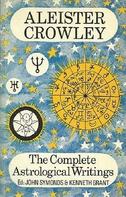 CROWLEY - The Complete Astrological Writings (1979) VERY GOOD CONDITION OFFERS