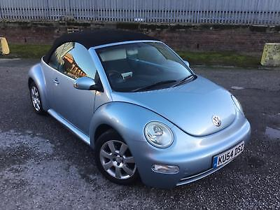 54 VW Beetle 1.6 S Cabriolet~COOLIO CHEAPER CABRIO £1295 P/X Cards Delivery