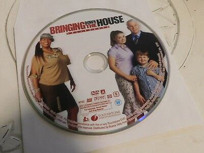 Bringing Down the House (DVD, 2003, Full Frame)Disc Only 77-354
