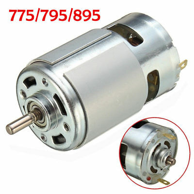 775/795/895 DC 12V 1.2A Ball Bearing Large Torque High Power Low Noise Motor