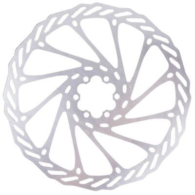 5X(Bicycle MTB Mountain Bike Stainless Steel Brake Disc Rotor 203mm with 6 Bo MO