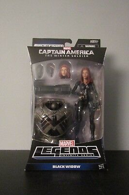 Marvel Legends Infinite Series Black Widow Mandroid Figure New Sealed