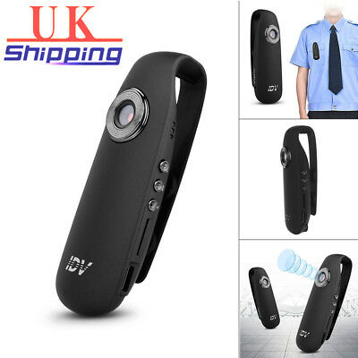 1080P HD Mini Action Camera DR Camcorder Dash Cam Body Motorcycle Bike Motion