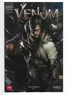 Lot of 2 Marvel Limited Edition AMC Exclusive Movie Venom #1 One Shot Comic Book