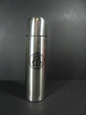 State of Georgia Bureau of Investigation Stainless Steel Insulated Thermos - NEW