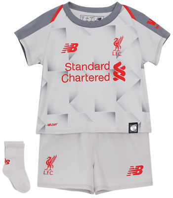 AGE 12-18 months LIVERPOOL FC BABY 3rd KIT 2018-2019