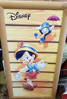 Pinocchio Picture- With Jiminy Cricket