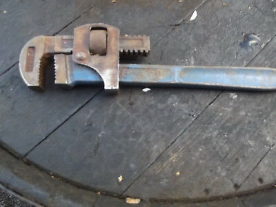 Vintage RECORD 12 Stilson wrench