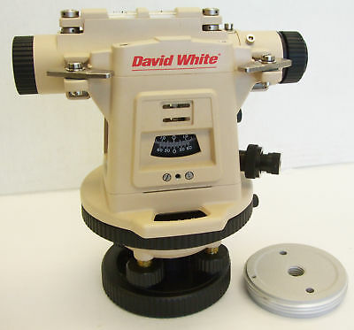 Tripod Adapter for David White Level-Transit Berger  NWT010