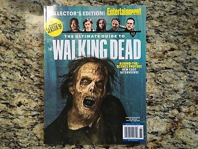 Entertainment Weekly Collectors 2018, The Walking Dead, New/Sealed, Cover 1