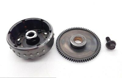 SV650 Engine Flywheel W Starter Clutch from 2007 Suzuki SV 650 #18