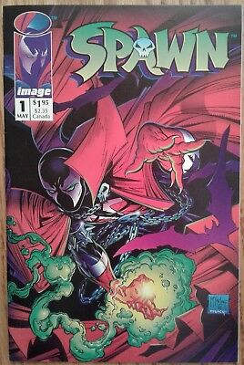 SPAWN by Todd McFarlane, complete 125 issue run & Annual, 1st prints w/ variants