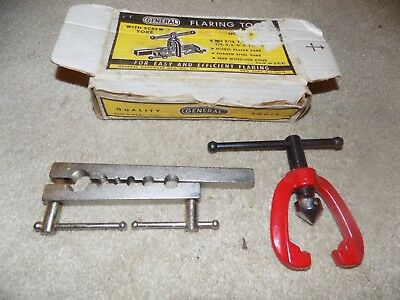 General Flaring Tool With Screw Yoke #150 (New in Box)
