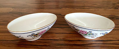 Crown Staffordshire,chelsea Manor Pattern (Discontinued) Circa 1975-1979