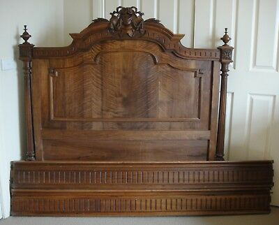 Antique French Louis Xvi Bed - Price Reduced!