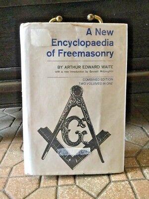 A New Encyclopaedia of Freemasonry Combined Edition 2 Volumes in One Hardcover