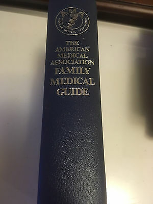 American Medical Association, FAMILY MEDICAL GUIDE, 1982