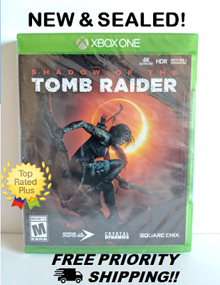 Shadow of the Tomb Raider (Microsoft Xbox One, 2018)  Brand New, Free Shipping!
