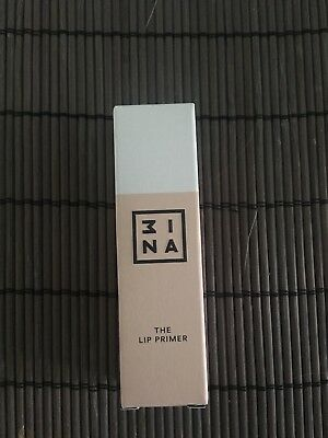 3ina ~ The Lip Primer ~ Lipstick Base ~ 10 ml
