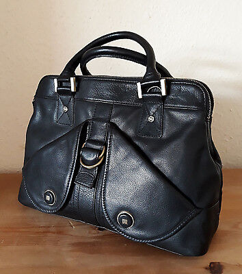 Modalu London Genuine Leather Handbag Tote 2909a