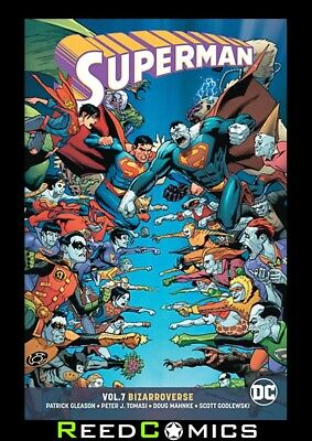 SUPERMAN VOLUME 7 BIZARROVERSE GRAPHIC NOVEL Paperback Collects (2016) #42-45