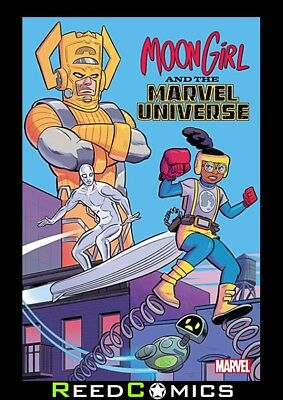 MOON GIRL AND MARVEL UNIVERSE GRAPHIC NOVEL (112 Pages) New Paperback
