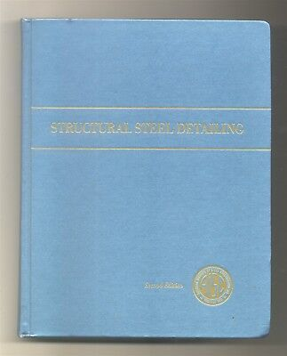 Aisc Structural Steel Detailing 2Nd Ed Engineering Drafting Construction 1972