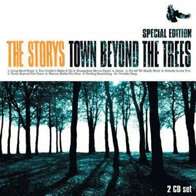 The Storys - Town Beyond the Trees (2009)  2CD Special Edition  NEW  SPEEDYPOST