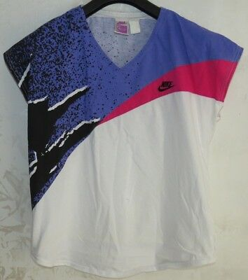 Maglia Shirt Polo Maillot Jersey Tennis Donna Woman  Nike Challenge Court L/xl
