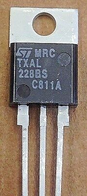 TXAL228BS Triac 8A 400V (Pack of 2)