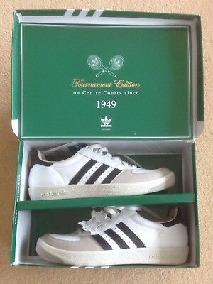 ADIDAS FOREST HILLS Tournament Edition size 9 - £179.00  afefb805f