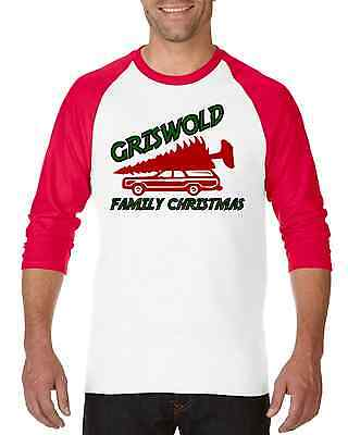 Griswold Family Christmas Clark Griswald Tree Funny Xmas Holiday T-Shirt Tee #3