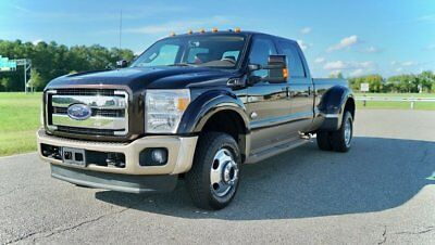 2013 Ford F-450 KING RANCH 1 OWNER / F450 / F350 / ONLY 58K MILES..RARE COLOR COMBO..LIKE NEW..KING RANCH