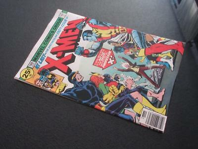 X-Men #100 - HIGHER GRADE - MARVEL 1976 - ORIGIN of Phoenix, old v.s new X-Men!