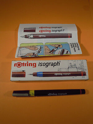 Rotring Isograph 0,35 mm