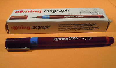 Rotring 2000 Isograph 0,70 mm