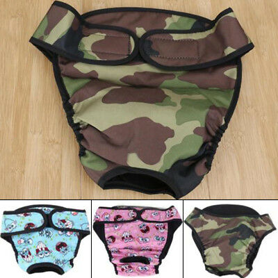 Female Dog Puppy Pet Diaper Pants Physiological Sanitary Short Panty Underwear*1