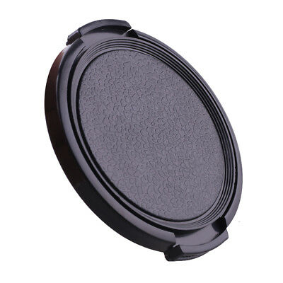 52mm Plastic Snap on Front Lens Cap Cover for Nikon Canon Sony for 52mm Lens