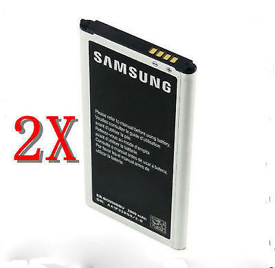 2 Pcs New Original OEM  2800mAh  Replacement battery for Samsung Galaxy S5  USA