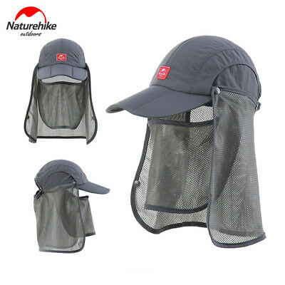 Naturehike Multiple use Sun Cap Summer Hat Outdoor Camping Hat Fishing Hat
