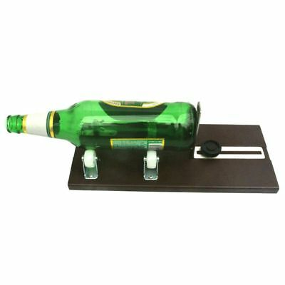 DIY 3-10mm Beer Wine Bottle Jar Cutter Machine Glass Cutting Recycle Tool