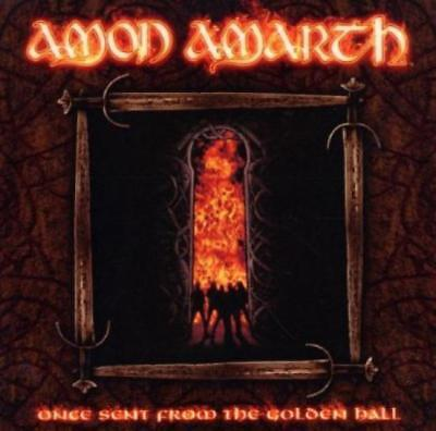 Amon Amarth - Once Sent From The Golden Hall CD #65599