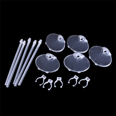 5 Pcs Plastic Doll Stand Display Holder Accessories For  Dolls Nice HC