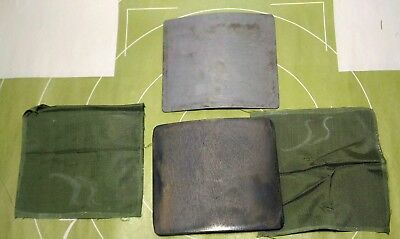 Spare armored elements for general armored vest 6B5 USSR