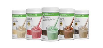 3 XHerbalife Shake mix Formula 1 *New AU Stock!