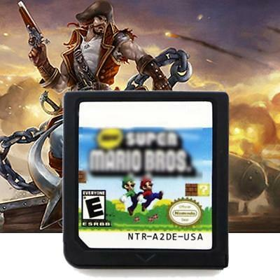 Nintendo DS New Super Mario Bros Version GAME Card for DS 3DS NDS DSL UK STOCK