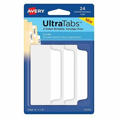 Avery Filing Ultra Tabs (ave-74776) (ave74776)