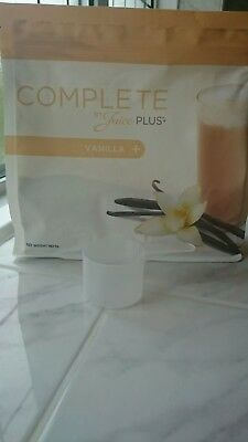 brand new juice plus vanilla shake 562.5g bb from 05/2019 free scoop if required
